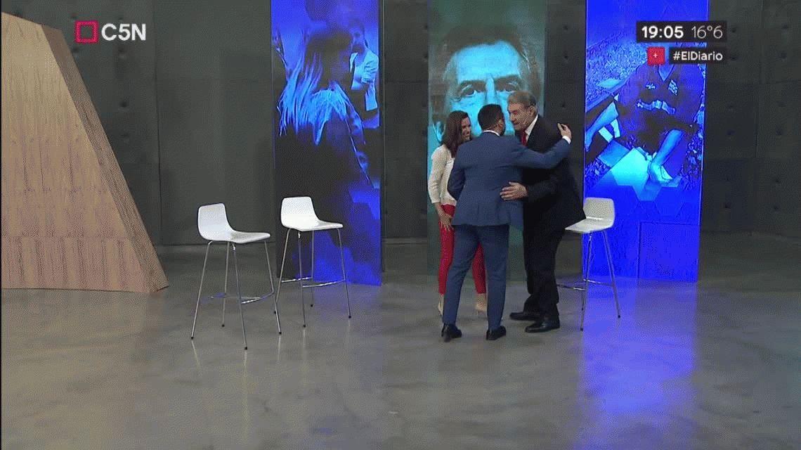 #SePuedeEntender, el editorial de Víctor Hugo en su regreso a C5N