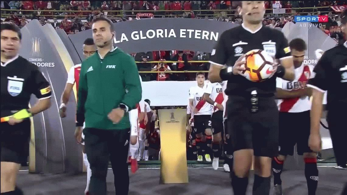 River venció a Independiente Santa Fe y avanza a octavos de la Libertadores