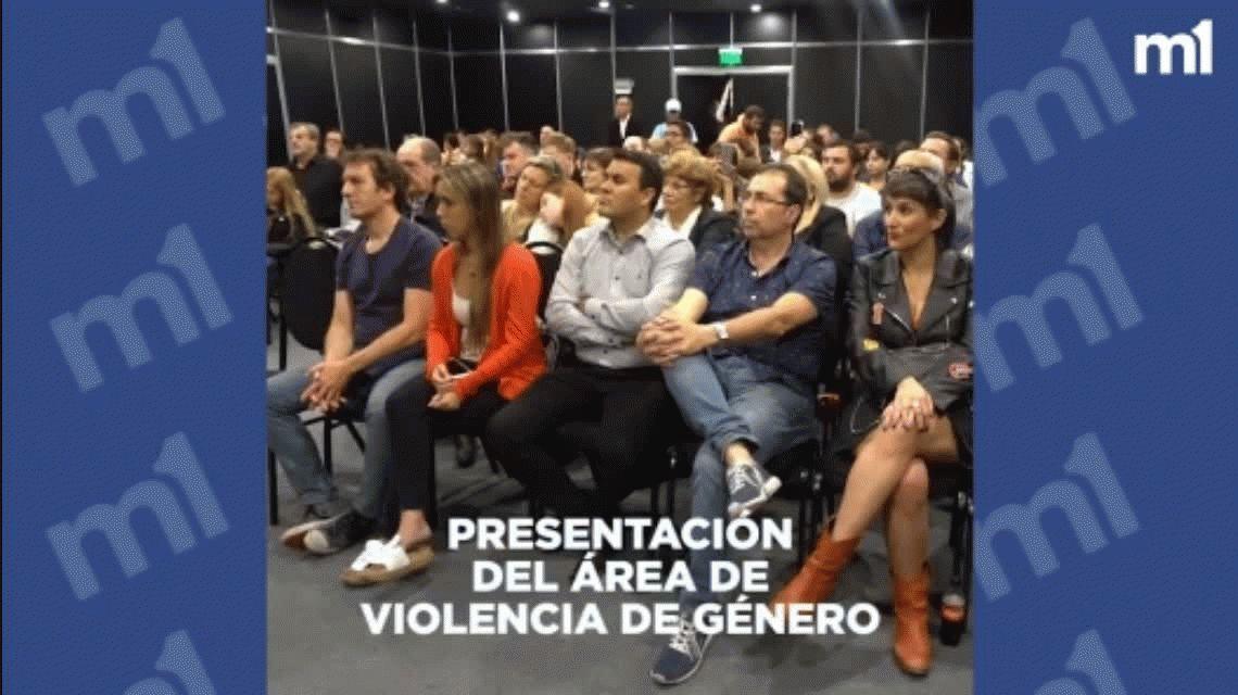 Vélez se le plantó a la violencia de género y creó un área específica para tratarla