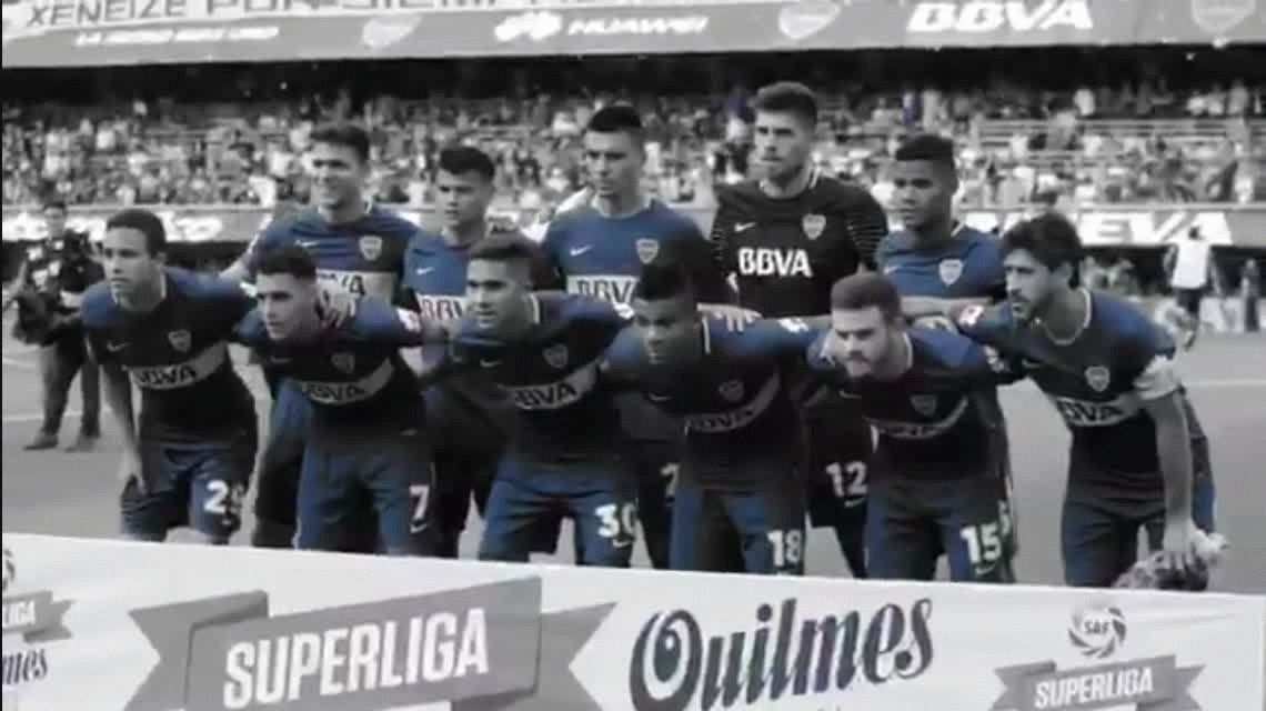 #YoTeBicampeón: el video de Boca por la consagración