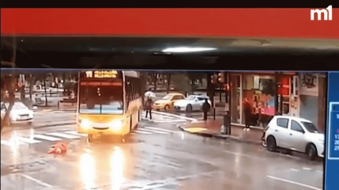 Córdoba: un colectivo atropelló y mató a una mujer