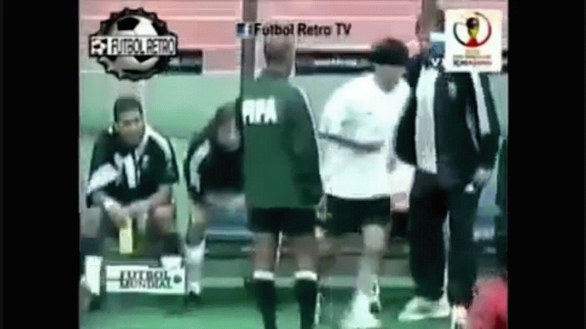 Los que trajeron alfajores: fueron al Mundial por sorpresa y sólo pudieron pasear