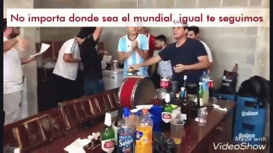 Callejeros, insultos a Brasil y Malvinas: la nueva canción para la Selección en el Mundial