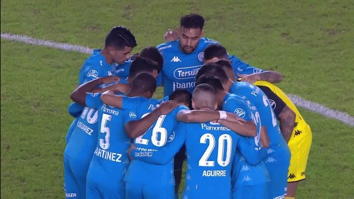 Otra sorpresa en la Copa Argentina: Platense eliminó a Belgrano de Córdoba