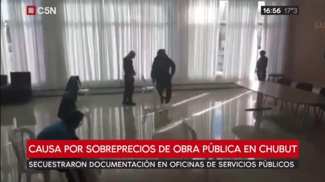 Detuvieron a ex funcionarios de Das Neves por una causa de corrupción