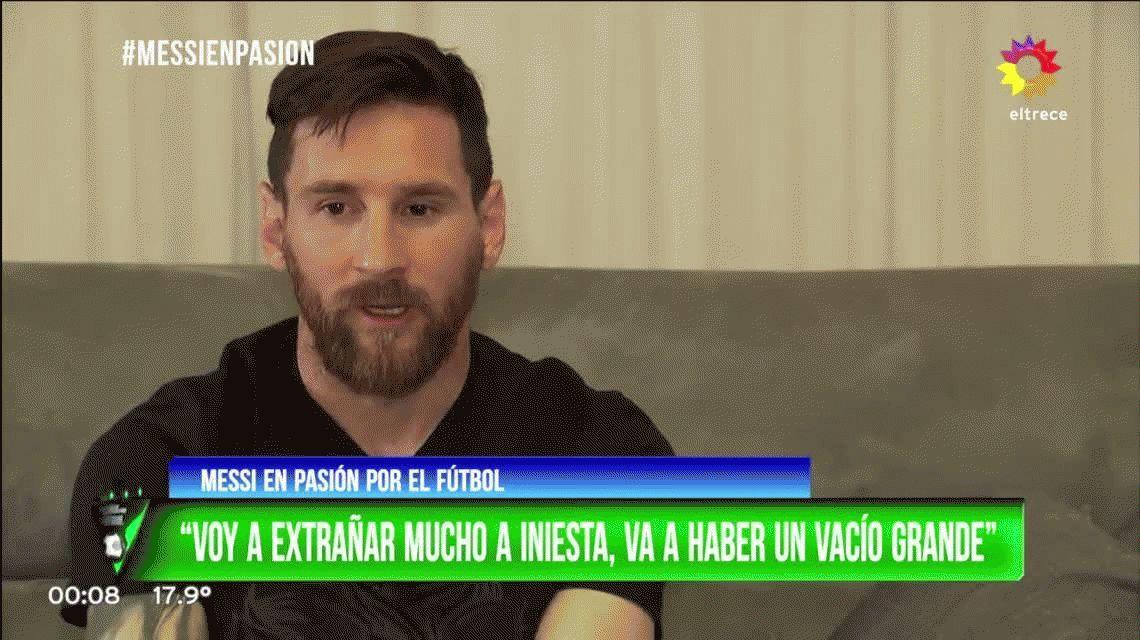Newells, España y las principales frases que dejó Messi