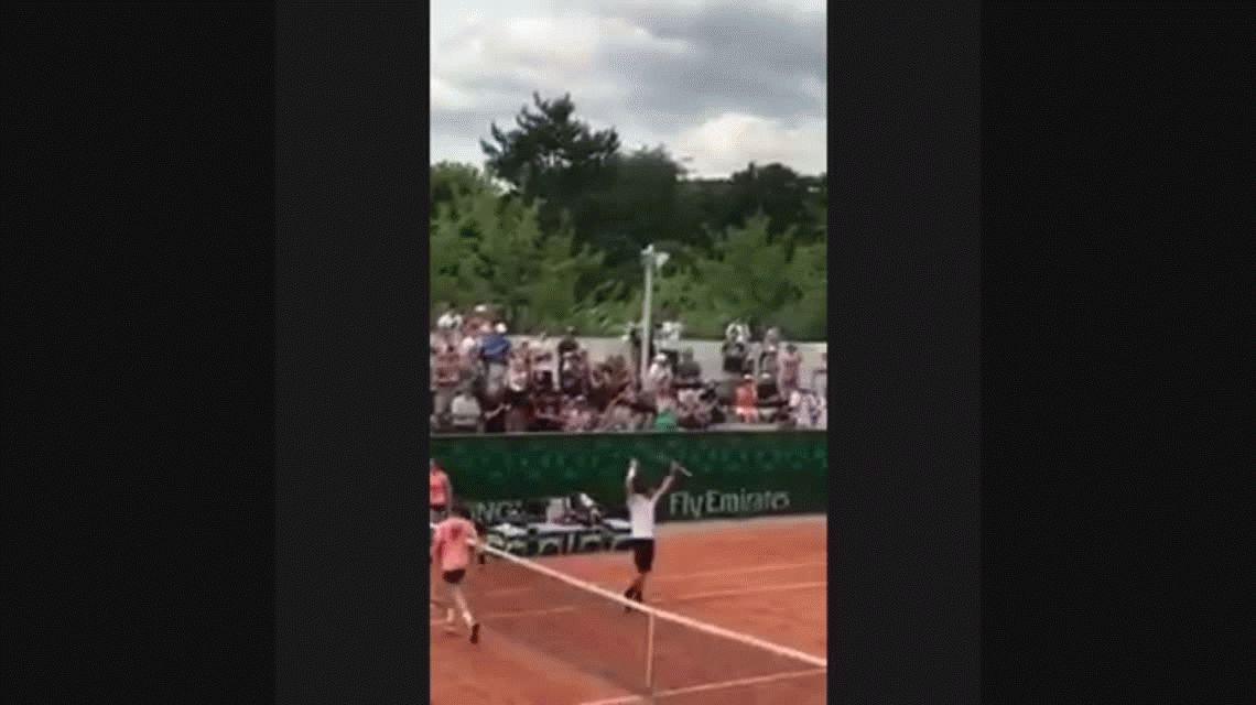 La increíble historia detrás del debut victorioso de Marco Trungelliti en Roland Garros