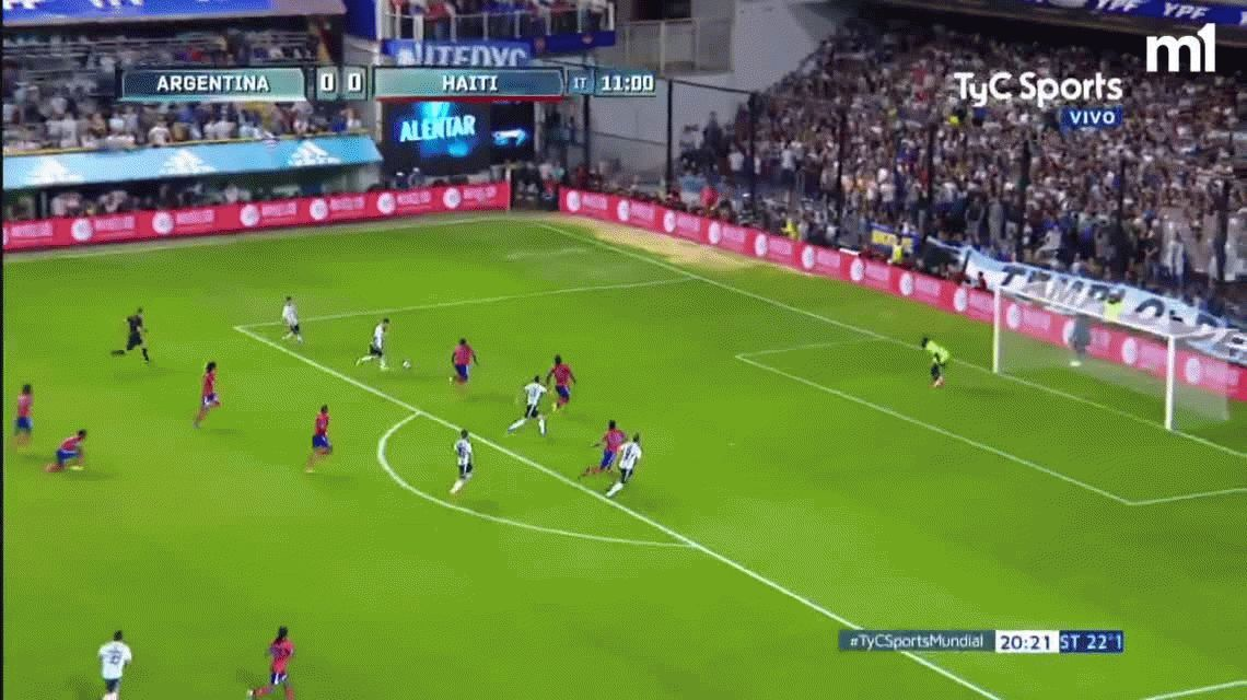 VIDEO: ¡Espectacular! Messi hace parecer a los rivales como conos de tránsito