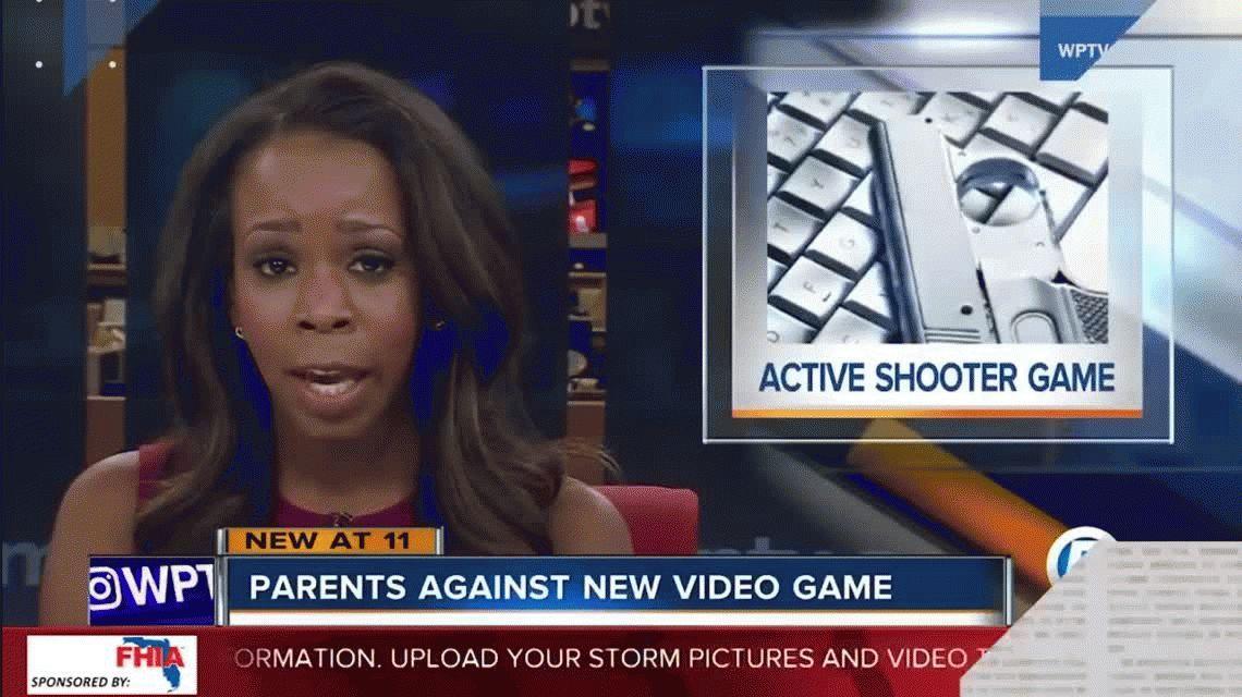 Active Shooter: polémica por el juego en el que hay que elegir entre ser policía o asesino en una escuela