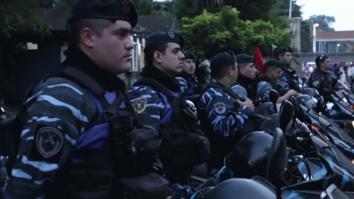 Juntos a la par: el video de la Bonaerense despidiendo a la Selección