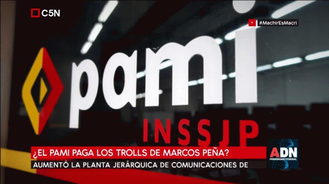 ¿El PAMI paga los trolls de Marcos Peña? Sumaron jerárquicos de $ 80 mil de sueldo al sector Comunicación