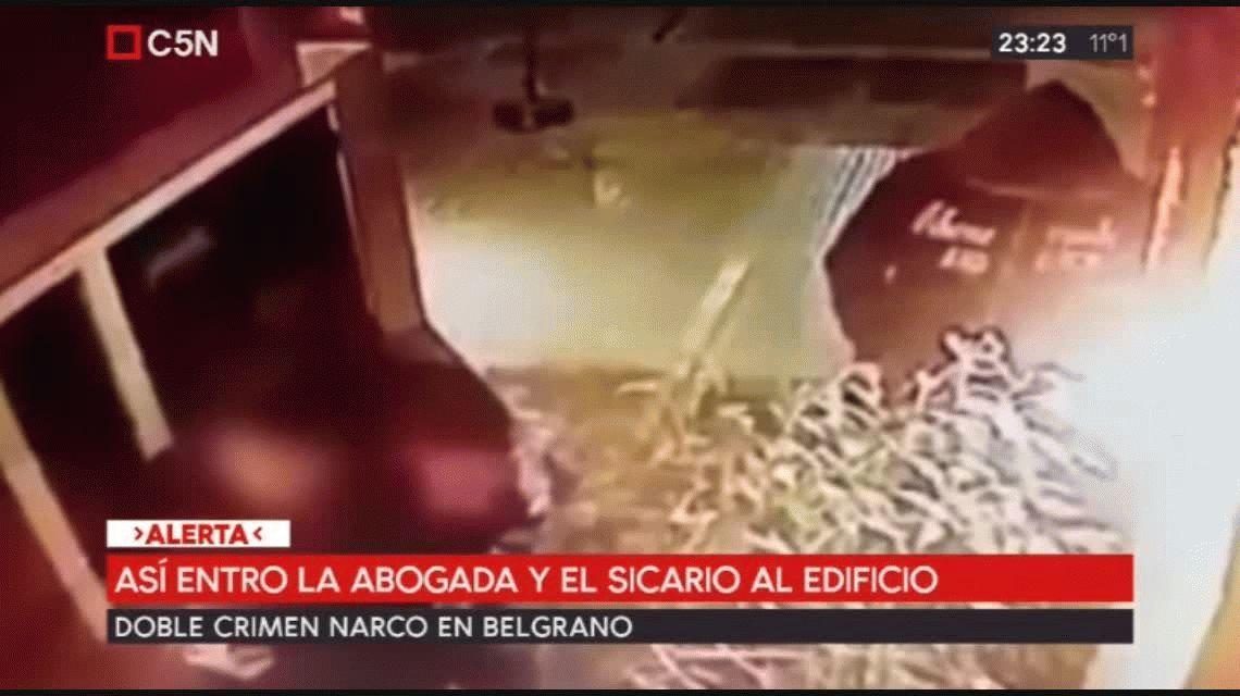 Detuvieron a la abogada que estaba en el departamento del crimen narco de Belgrano