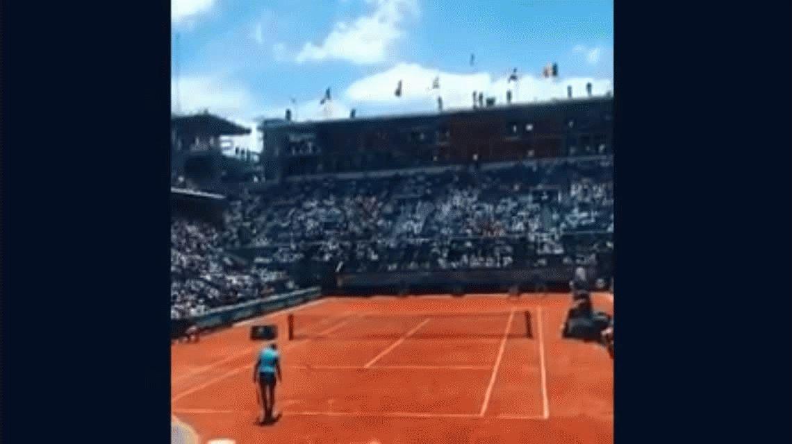 Nadal eliminó a Schwartzman de Roland Garros