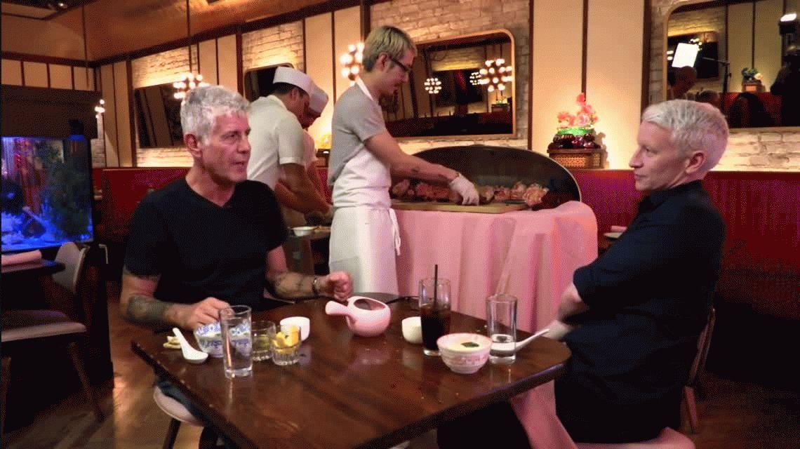 Se quitó la vida el reconocido chef Anthony Bourdain