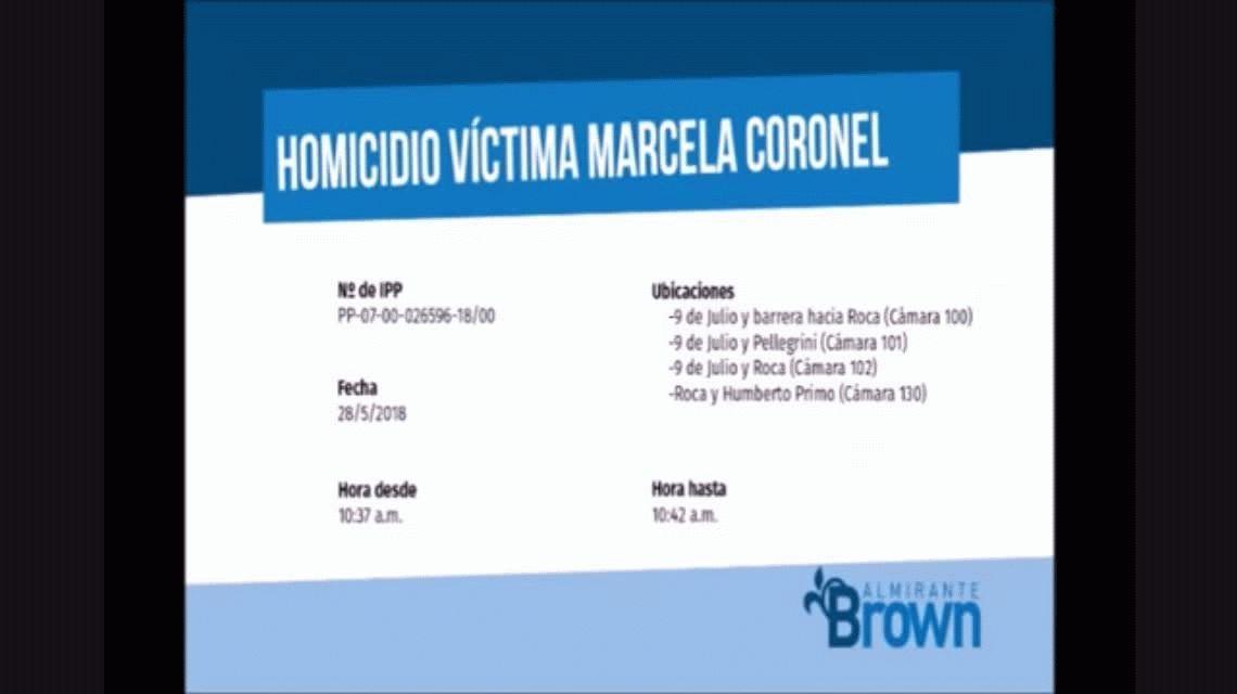 Crimen de la enfermera: detuvieron al esposo y al cuñado de Marcela Coronel