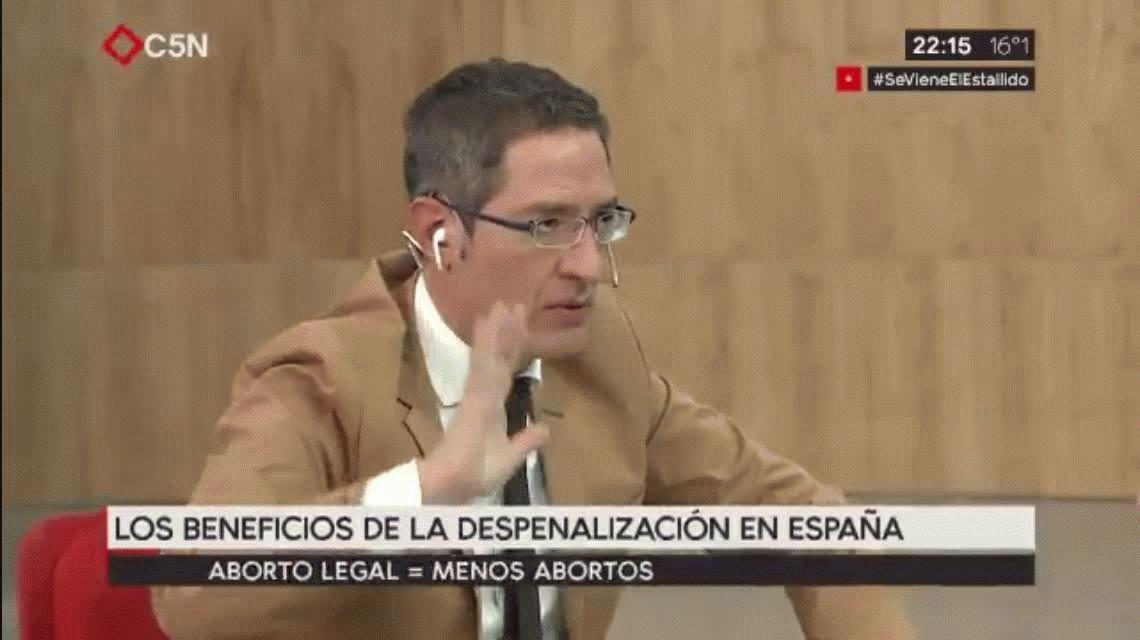 El diputado Olmedo pidió  un cementerio para los fetos si se legaliza el aborto