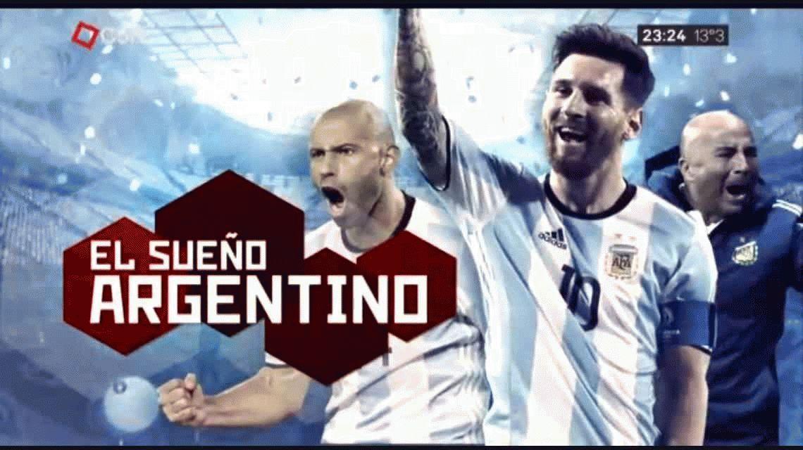 Cientos de hinchas argentinos ya están palpitando el Mundial