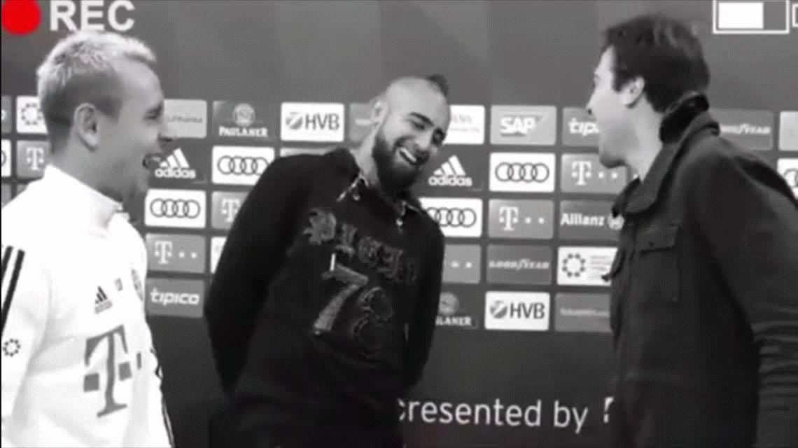 Arturo Vidal se burló de la Selección y de Messi: Los argentinos sueñan conmigo