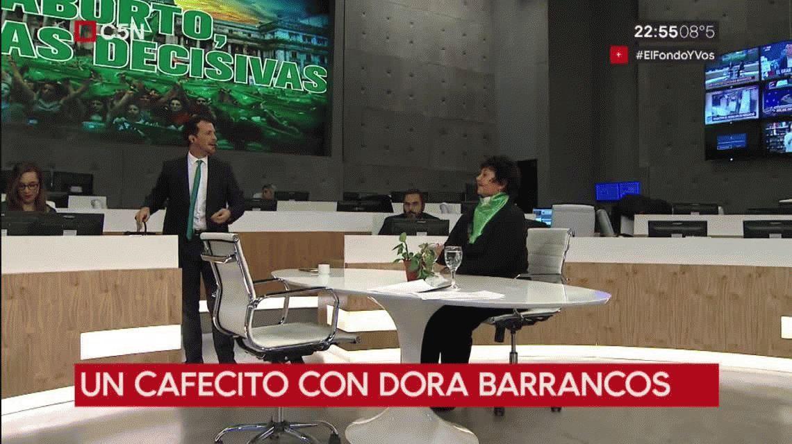 Dora Barrancos: Pase lo que pase las mujeres ya ganamos; no somos las mismas que ayer