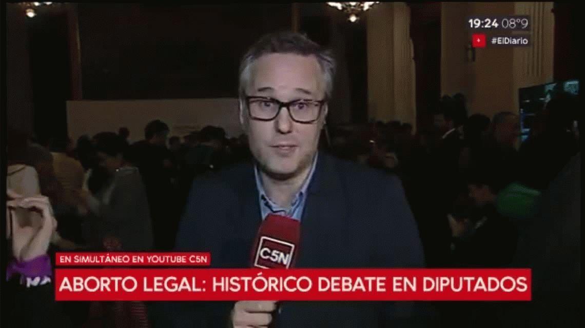 Malena Galmarini: La ley es parte de lo que la dirigencia política le debe a las argentinas