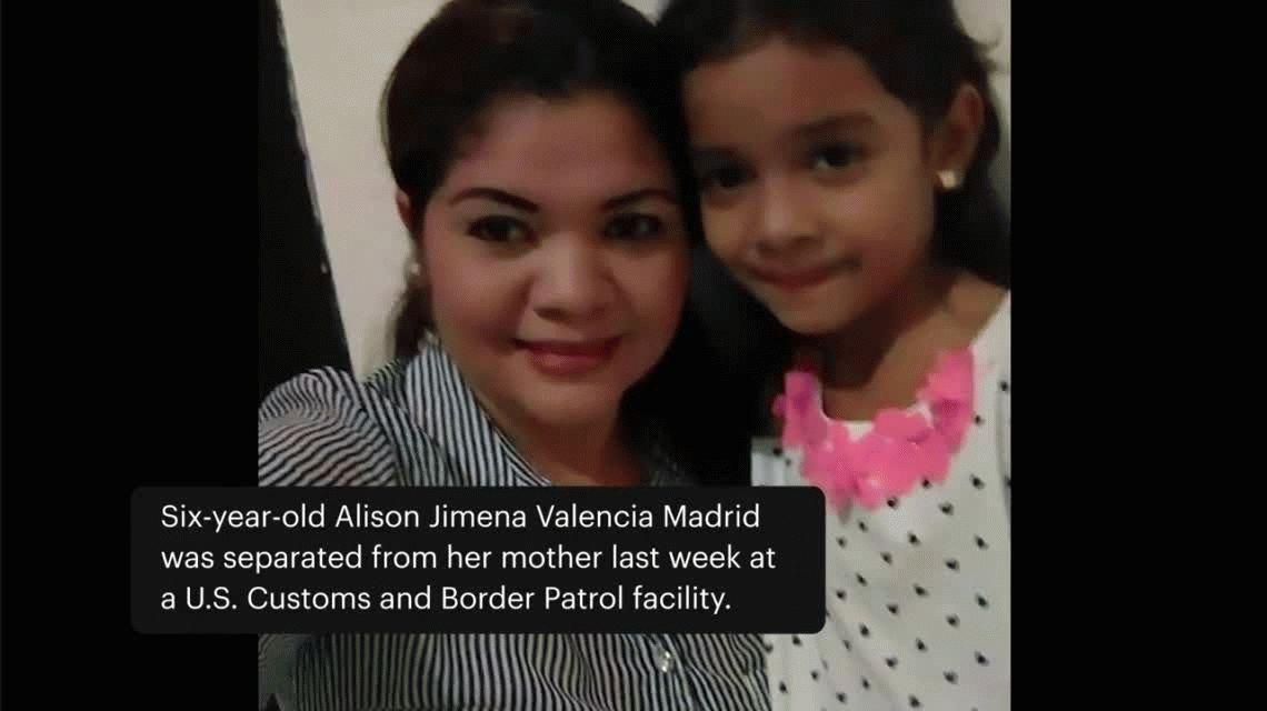 Indignación por un audio con el llanto de nenes separados de sus padres en la frontera de Estados Unidos