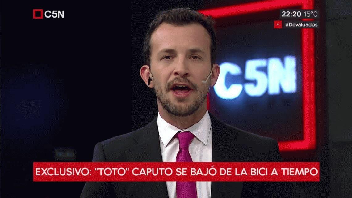 Luis Caputo vendió sus Lebac y compró dólares antes de la devaluación