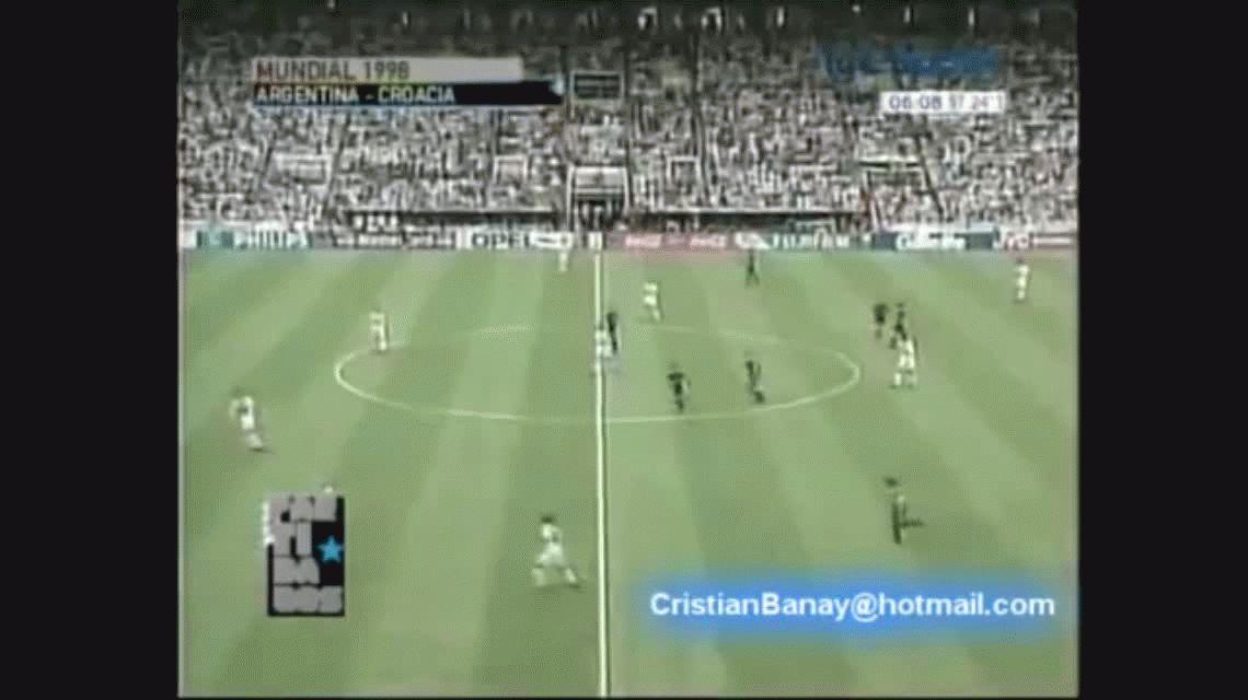 Primer gol de Messi y dos laterales anotando: el historial de Argentina vs. Croacia