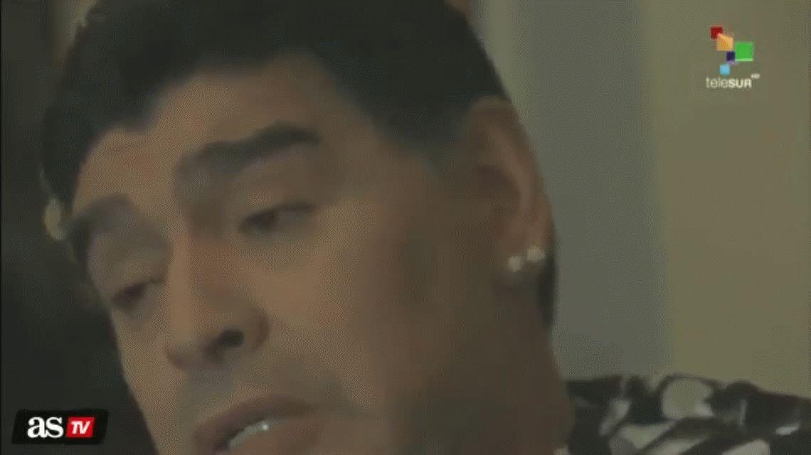Sergio Ramos lo cruzó a Maradona: Está a años luz de Messi