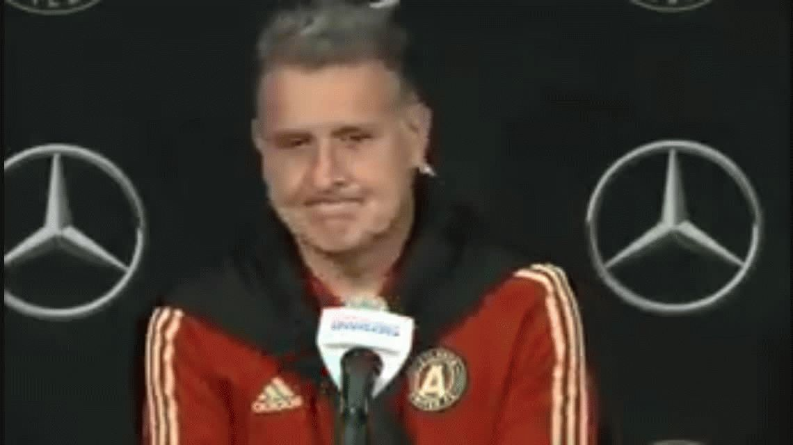 ¿Qué pasa con Argentina?, le preguntaron a Martino, el DT que tenía contrato hasta Rusia 2018, y su respuesta fue magistral
