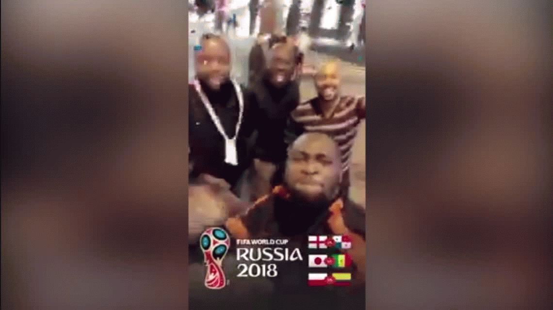 ¡Messi chau! Los nigerianos también se sumaron al hit para burlarse de Argentina