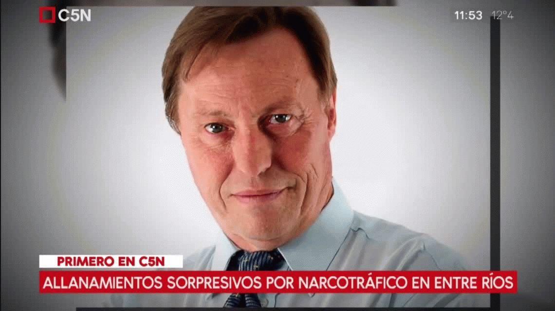 Allanamiento en la sede de Cambiemos en Paraná por la causa que vincula al intendente Varisco