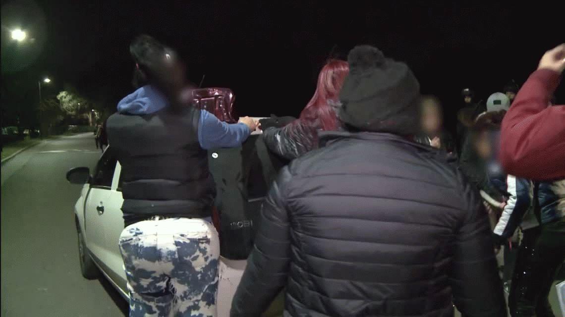 Detuvieron a Mía, la narcotravesti de Palermo: vendía cocaína mientras simulaba ser trabajadora sexual