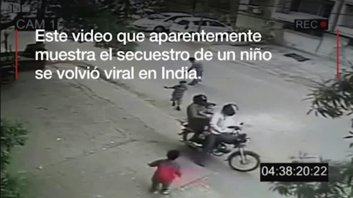 El falso video que se viralizó por WhatsApp y provocó una ola de linchamientos