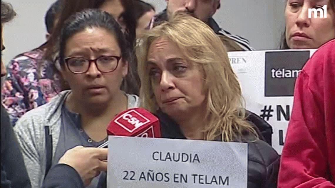 La Justicia desestimó reincorporar a todos los despedidos de Télam