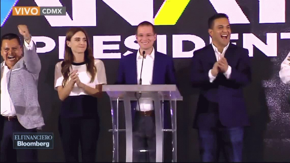 Por primera vez en la historia, gobernará la izquierda México: ganó Andrés Manuel López Obrador