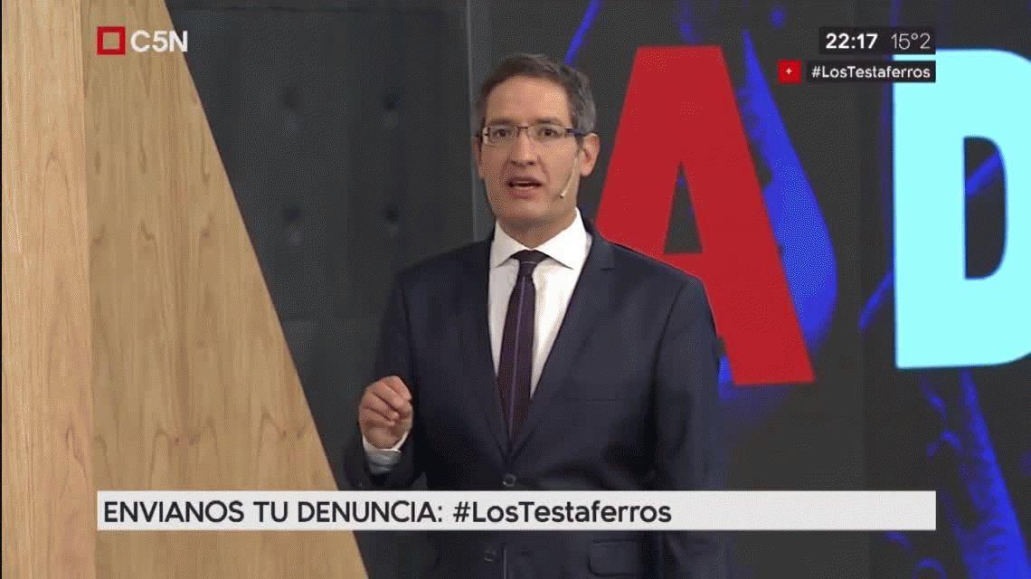 Nicky Caputo, socio de Macri y de presos por Lava Jato