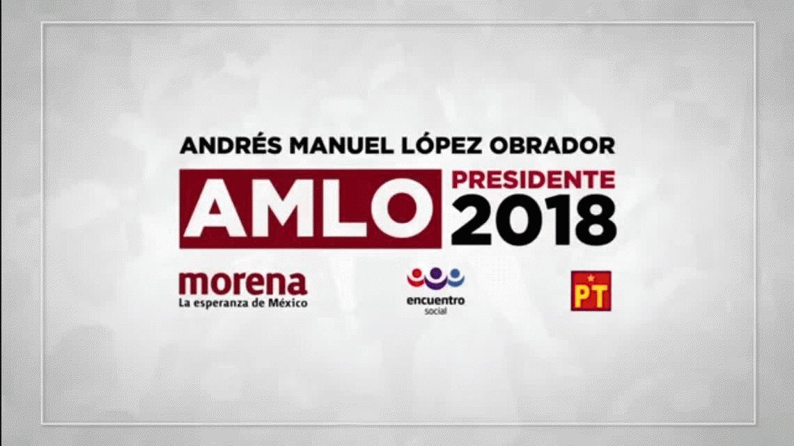 López Obrador llama a derrotar la corrupción: Sea quien sea; un buen juez por la casa empieza
