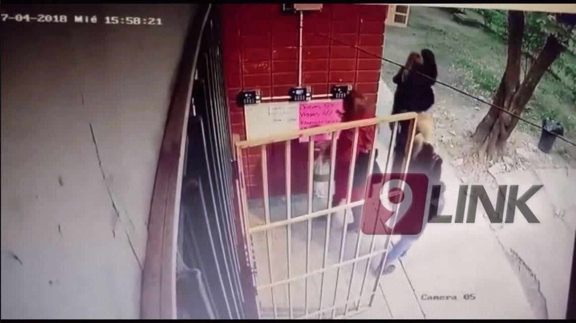 Detuvieron a una médica por robar a un bebé de un hospital
