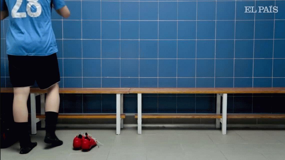 España: Ama jugar al fútbol, cambió de género y ahora lucha por ser federada