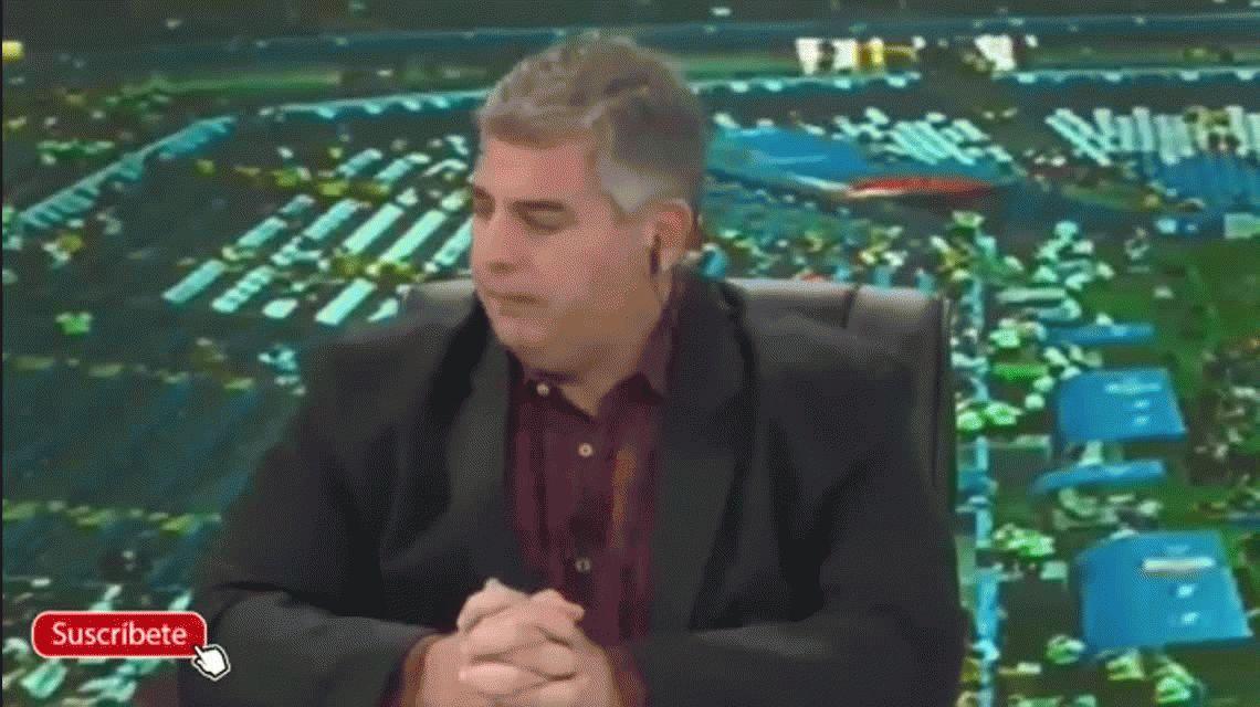 Felicito a Brasil por el hexacampeonato: el épico fail de un famoso periodista deportivo