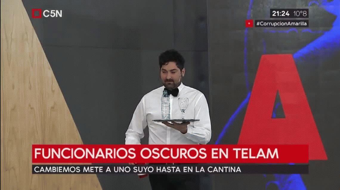 La grosera respuesta del diputado Eduardo Amadeo a un pedido de propina