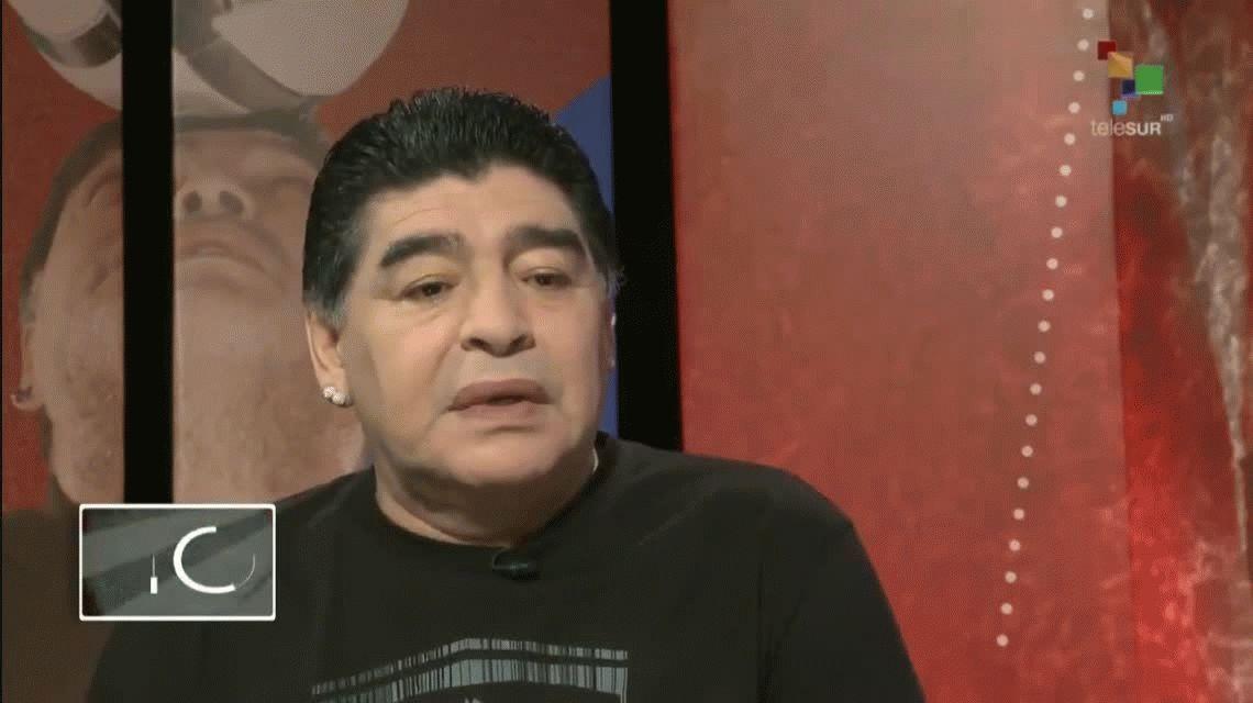 Maradona: Francia es seria candidata a ganar el Mundial
