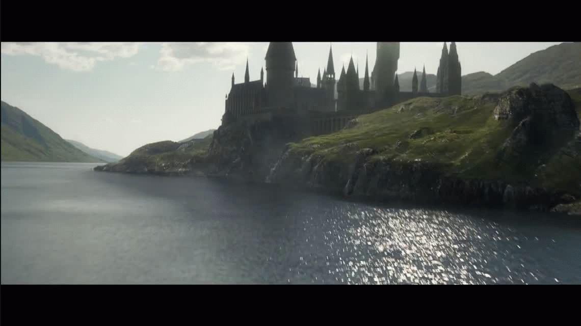 ¡Sólo para fanáticos! La nueva película de Harry Potter muestra a Dumbledore de joven