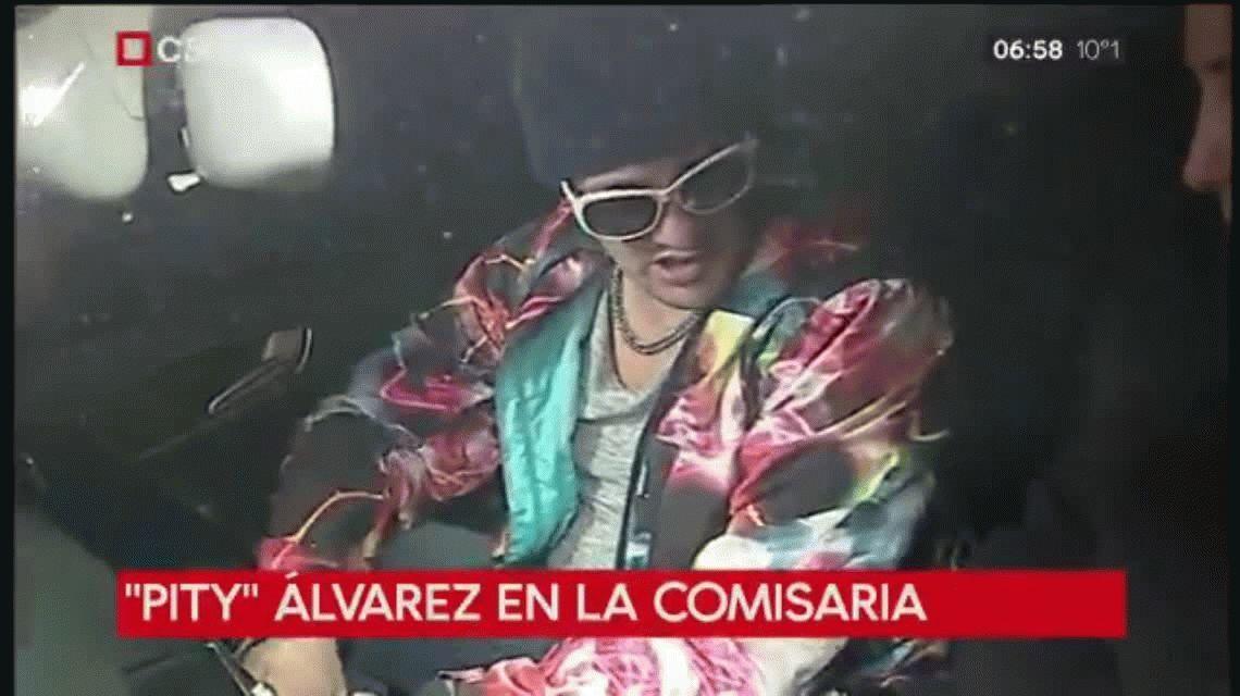 Pity Álvarez se entregó y confesó el crimen: Lo maté, era él o yo