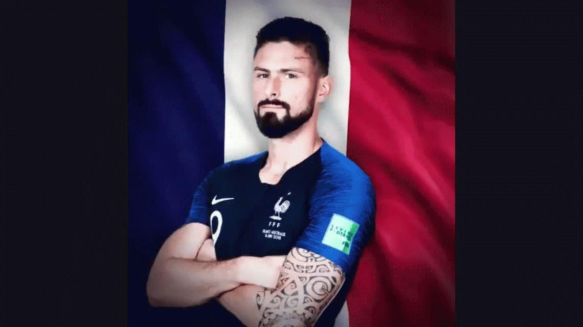 Francia consiguió su segundo Mundial e igualó a Argentina y Uruguay