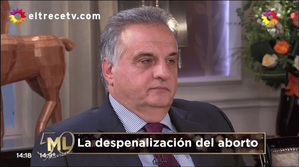 Fuerte cruce entre Sol Pérez y Narda Lepes por el aborto