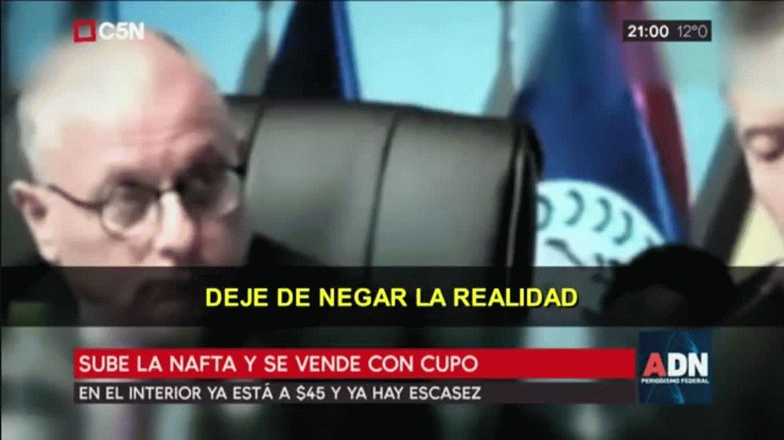 ¿Somos Venezuela? Hay cupo para vender gasoil en el interior
