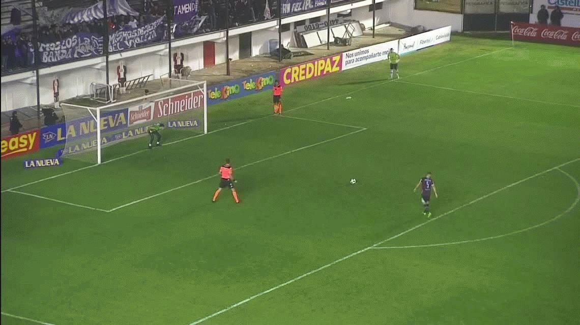 Con una increíble definición por penales, Villa Dálmine eliminó a UAI Urquiza y puede ser rival de River