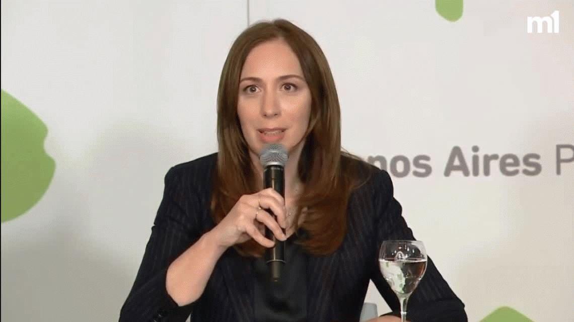Vidal le pidió la renuncia a la contadora general María Fernanda Inza por la causa de aportantes truchos