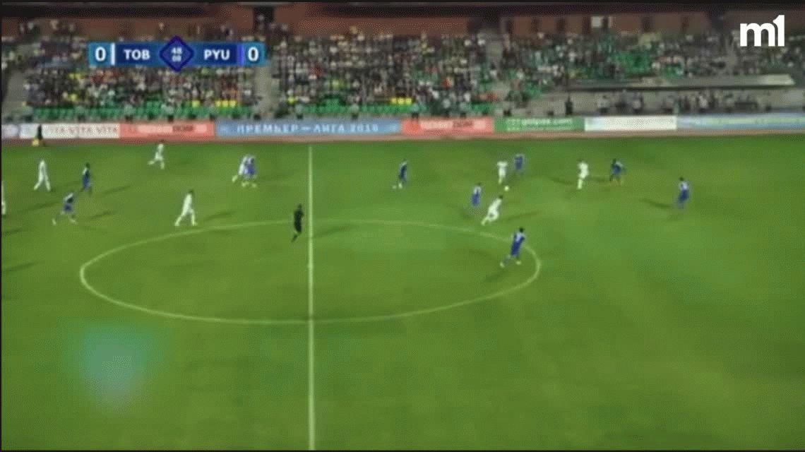 ¡No busquen más! El gol más impresionante del año lo hizo un kazajo